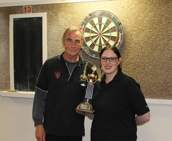 2015 Cousins Trophy Open Mixed Pairs Winners