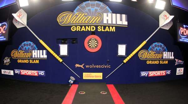 the grand slam of darts